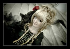 Hizaki: Pure Beauty by general-kuroru