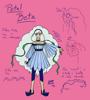Contest entry: Magical Girl Beta by NuttyNuti