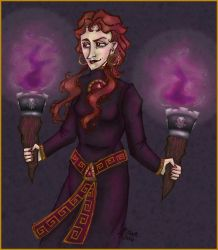 COTT -- Hecate by tamerofhorses