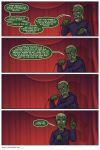 Skrull religion is bullshit by DVan7