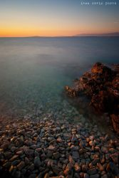 Afternoon at the beach by ivancoric
