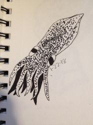 it's literally just a squid by pillwprince