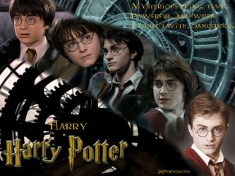 Harry Through Time by JuanPabloA1987