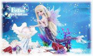 loong soul doll - Witch - Sibyl Limited(60sets) by LoongSoul
