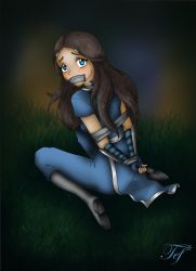 Katara Tied by Artika666