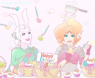 Happy Easter Everyone! by PolishTamales