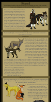 Fyasel - Aeon World and Species Info by IceriftFyera