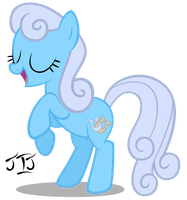 Shoeshine is ready vector by MLP-Scribbles