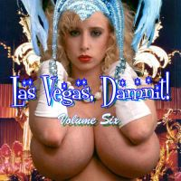 Las Vegas, Damnit! Vol. 6 front cover by Don-O