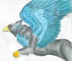Griffin by DoorOfPerceptionQS