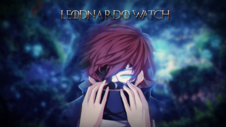 Leonardo Watch - Kekkai Sensen - Wallpaper - 1080p by IAMFX