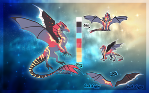 Emperor Dragon//Auction/// CLOSED by Belliko-art