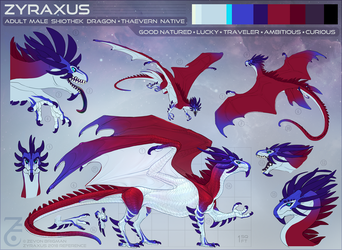 Zyraxus Reference 2018 by Zyraxus