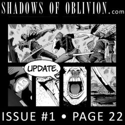 Shadows of Oblivion #1 - Page 22 Update! by Shono