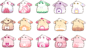 Adoptable Cute Bunnies ! /OPEN by Jennlevi