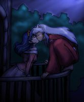 Her Late-Night Suitor by ArtisteFish