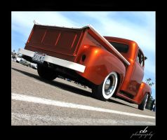51 Ford Truck by GhostInKernel32