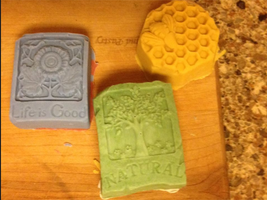 Molded Goat Soap by JgalDragonborn