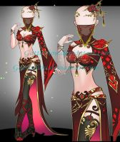 Outfit ADOPT 154 [Auction] [CLOSED] by GattoAdopts