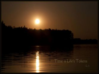 Time is Life's Tokens by ES by BL8antBand