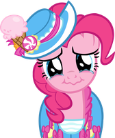 MLP Magical Mystery Cure PinkiePie vector by kapicator