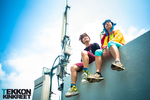 Tekkonkinkreet: Black and White by harukinakejima