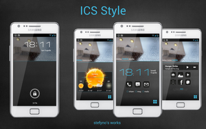 ICS Style by stefyno