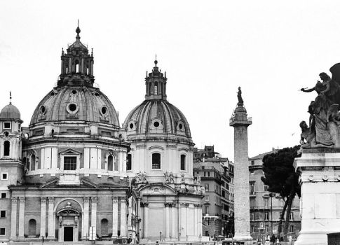 The Eternal City by tulipa7