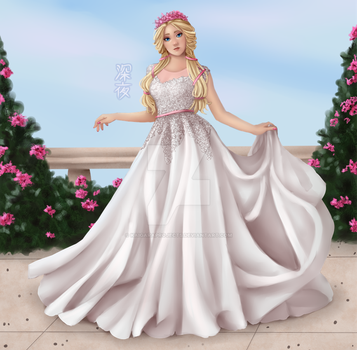 Wedding Dress by KaigaraProjects