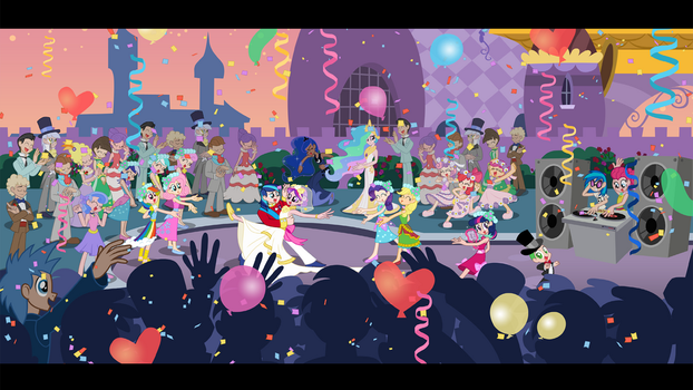 CWAS: Love is in Bloom by Trinityinyang