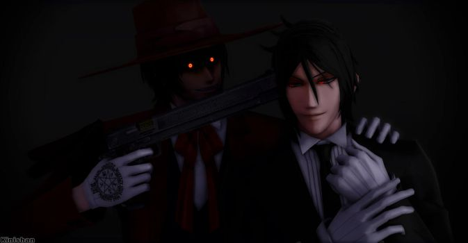 [MMD] Untitled-43 by Kinishan
