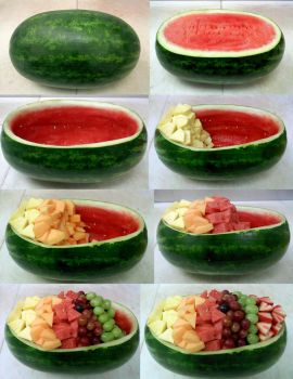 Melon Bowl Supreme: How To by DoctorTonyStarkWho