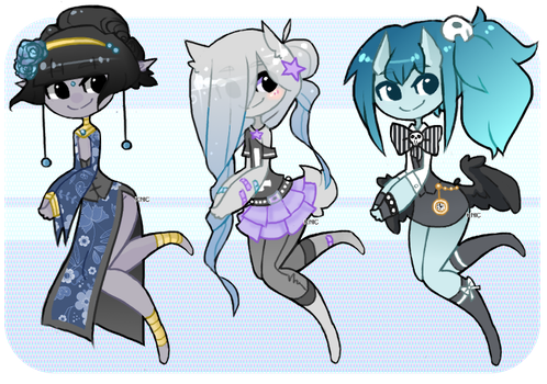 [adopts 3 - 5] (CLOSED) by kniickers