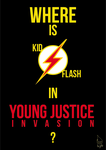 Kid Flash - Young Justice: INVASION by lagota