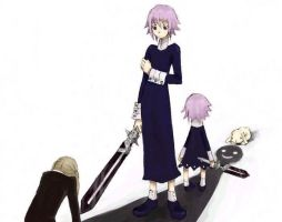 crona winning vs. maka by Abdi1496