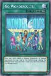 Go Wondercolts! (MLP): Yu-Gi-Oh! Card by PopPixieRex
