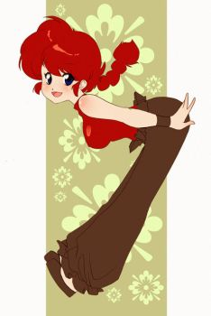 Ranma by zambicandy
