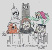 John DiMaggio Tribute by CelmationPrince