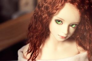 Redhead by nathalye