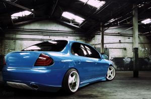 Ford Mondeo SD by GoodieDesign