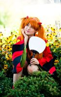 Head up in the Clouds - Evangelion by Mostflogged