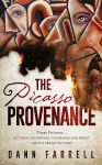 Book Cover Design for The Picasso Provenance by ebooklaunch