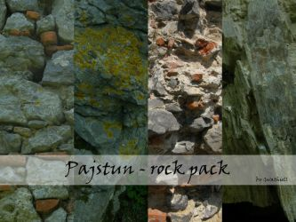 Pajstun - 5 - Rock Pack by Gwathiell