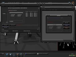 darkGUI - preview 1 by sirethomas