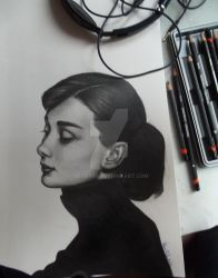 Audrey by Becky06