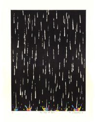 The color of the sound of rain by Benalene