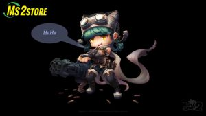 MS 2 wallpaper by ms2store