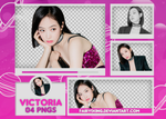 [PNG PACK #659] Victoria - F(x) (Roof On Fire) by fairyixing