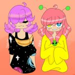 Universe Sisters by Scribbles001
