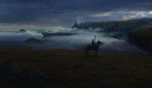 Lonely Knight by parkurtommo